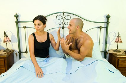 """She's Playing Dead Again and Other Secrets of """"Married Sex"""""""