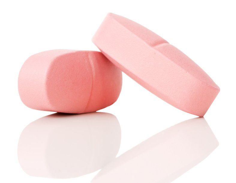 We've Come a Long Way Baby… Your Pink Pill Has Arrived!
